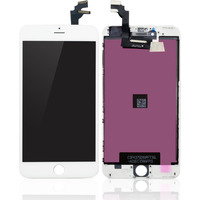 CoreParts iPhone 6+ LCD Assembly White Reserveonderdelen van mobiele telefoons - Wit
