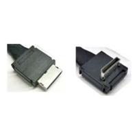 Intel Oculink Cable Kit AXXCBL800CVCR Kabel - Zwart