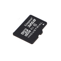 Kingston Technology Industrial Temperature microSD UHS-I 32GB Flashgeheugen - Zwart