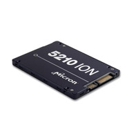 Micron 5210 ION SSD - Zwart