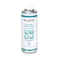 Ewent Isopropyl Alcohol spray Kit de nettoyage pour ordinateur - Blanc