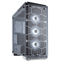 Corsair Crystal 570X Computerbehuizing - Wit