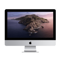 Apple iMaciMac 21.5 (2020) i5 8Go 256Go (AZERTY) Pc tout-en-un - Argent