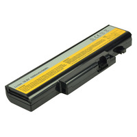 2-Power Notebook batterij 10,8V (5200 mAh) Lenovo Laptop reserve onderdelen - Zwart