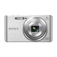 Sony Cyber-shot DSC-W830 Digitale camera - Zilver