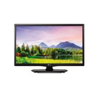 """LG 24""""(60cm), 1366 x 768, HD, 250cd/m², HDMI, USB 2.0, CI, VESA 75 x 75 - Zwart"""