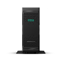 Hewlett Packard Enterprise ProLiant ML350 Gen10 Server - Zwart
