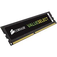 Corsair 4GB DDR4 2133MHz RAM-geheugen - Zwart
