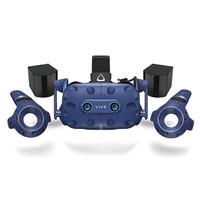 HTC VIVE Pro Eye Virtual reality bril - Zwart,Blauw