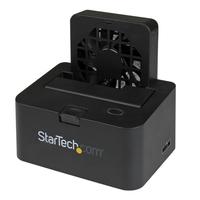 StarTech.com Extern docking station voor uw 2,5 of 3,5 inch SATA III 6 Gbps harde schijven eSATA of USB 3.0 .....
