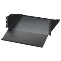 Black Box Keyboard/ Monitor Shelf Rack toebehoren - Zwart