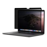 """Belkin SCREENFORCE True Privacy Screenprotector - MacBook Pro 15"""" Laptop accessoire - Zwart,Transparant"""