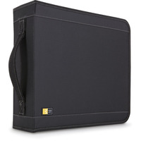 Case Logic Cd-houder voor 224 cd's - Zwart