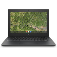 HP Chromebook 11A G8 EE Laptop - Zwart