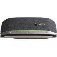 POLY Sync 20, Standard, USB-A Luidsprekertelefoon - Zwart, Zilver