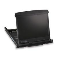 Black Box ServView V Stellage consoles - Zwart