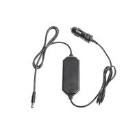 Brodit Charging Cable, 74cm, Black Netvoeding & inverter - Zwart