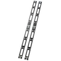 APC Vertical Cable Organizer, NetShelter SX, 42U Accessoire de racks - Noir