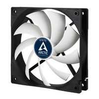 ARCTIC F12 TC Cooling - Zwart,Zilver