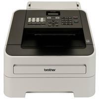 Brother FAX-2840 Faxmachine - Zwart, Grijs