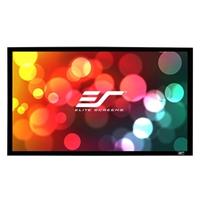 Elite Screens SableFrame CineGrey 3D Projectiescherm