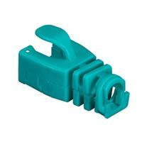 Black Box Snap-On Patch Cable Boots Kabelbeschermer - Groen