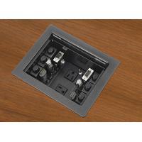Extron Cable Cubby 700 Fiche secteur / adaptateur