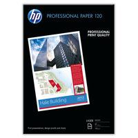 HP Papier Laser brillant Professionnel HP Professional Glossy Paper 120 gsm-250 sht/A3/297 x 420 mm Papier - Blanc