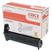 OKI Yellow image drum for C5650/5750 Printerdrum - Geel