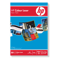 HP Color Laser Paper, 120 gr/m², 250 vel, A4/210 x 297 mm Papier