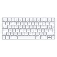 Apple Magic Keyboard Clavier - Argent, Blanc