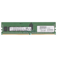2-Power 8GB DDR4 2400MHz ECC RDIMM (1Rx4) Memory RAM-geheugen