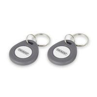 Eminent 2x RFID tag (geschikt voor het EM8710 Draadloos GSM Alarmsysteem) - Grijs
