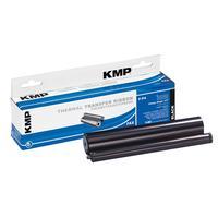 KMP F-P4 Faxlint - Zwart