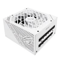 ASUS ROG-STRIX-850G-WHITE Gestabiliseerde voedingseenheden - Wit