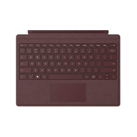 Microsoft Surface Pro Signature Type Cover - QWERTY - Bourgogne