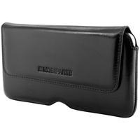 Mobiparts Excellent Belt Case Size 4XL Jade Black - Zwart