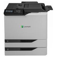 Lexmark CS820dtfe Laserprinter - Zwart,Cyaan,Magenta,Geel