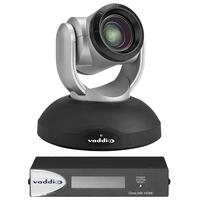 Vaddio RoboSHOT 20 UHD OneLINK HDMI Système de vidéo conférence - Noir, Argent
