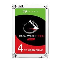 """Seagate IronWolf Pro 4TB, 3.5"""", SATA 6Gb/s Interne harde schijf"""