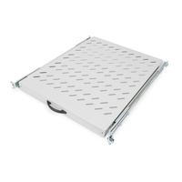 Digitus Sliding Shelf for 800mm depth Cabinets Accessoire de racks - Gris