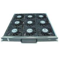 Cisco WS-C6513-E-FAN= Hardware koeling accessoire - Zwart, Chroom
