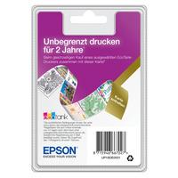 Epson EcoTank Unlimited Printing Services de distribution de détail