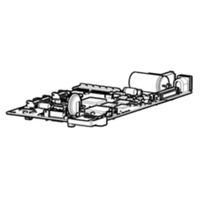 Zebra P1080383-419 Reserveonderdelen voor drukmachines