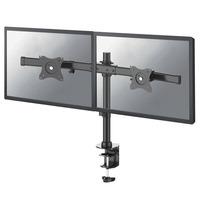 Neomounts by Newstar FPMA-DCB100DBLACK support de bureau à mouvement complet 2 écrans jusqu'à .....