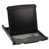 Black Box KVT517A-8PV Supports d'ordinateurs - Noir