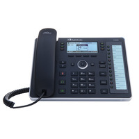 Audiocodes 440HD Ip telefoon - Zwart