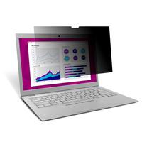 """3M Filtre de confidentialité Haute Clarté pour ordinateur portable à écran panoramique 15,6"""" (HC156W9B) Filtre ....."""