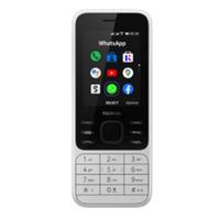 Nokia 6300 4G GSM - Blanc