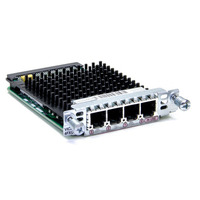 Cisco VIC2-4FXO, Refurbished Stem netwerk modules - Refurbished B-Grade